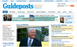 Guideposts website